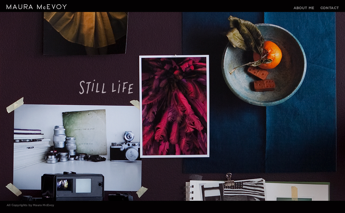 Still Life Collection Page