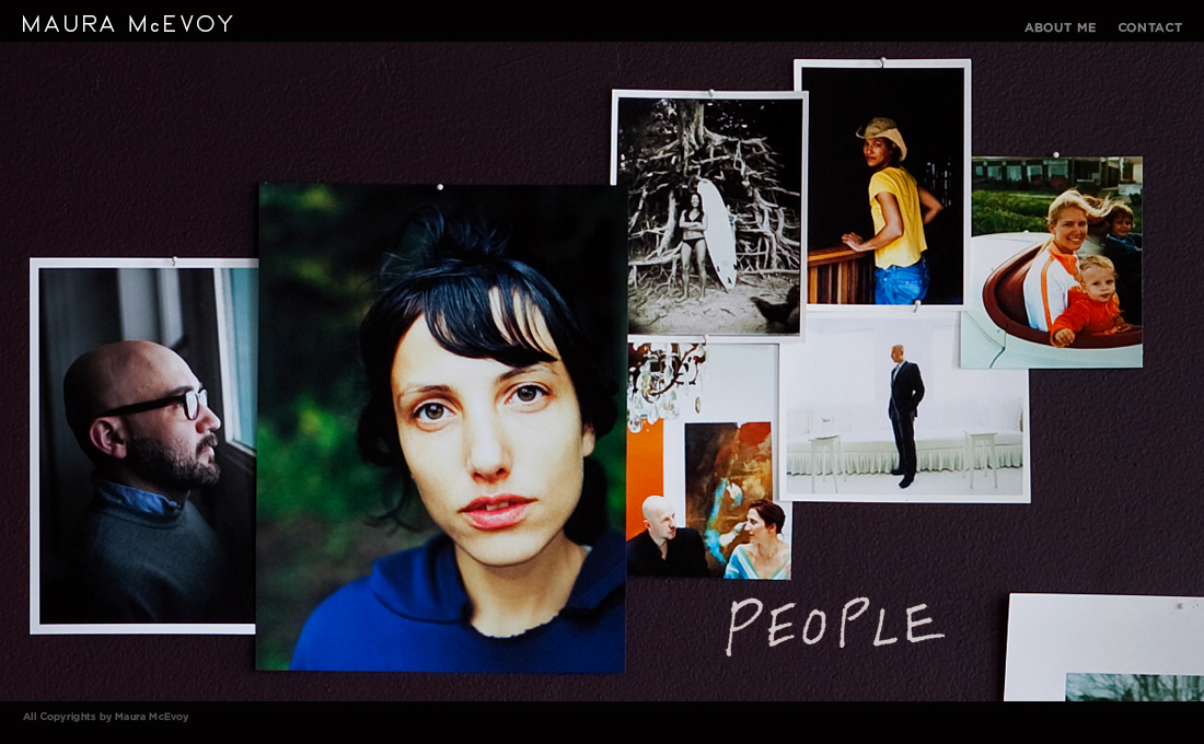 People Collection Page