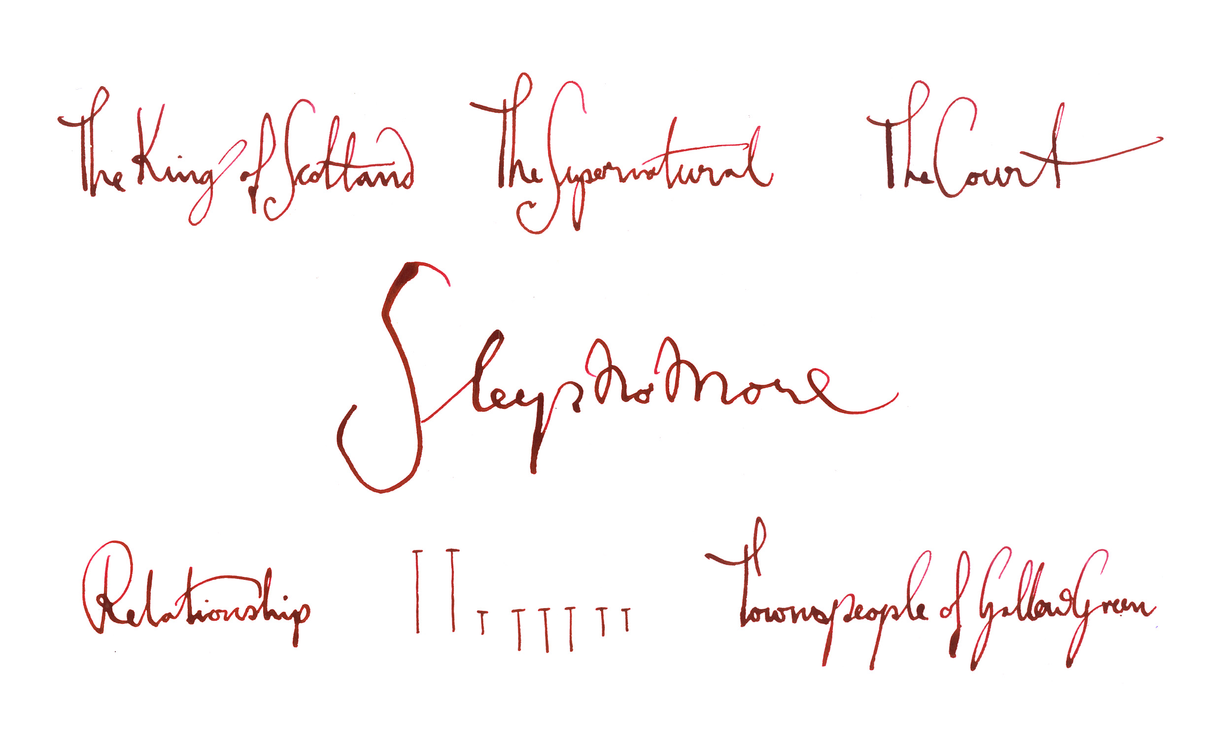 Typography: Jenni Ottilie Keppler