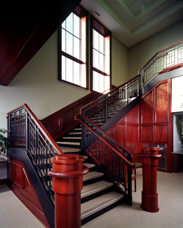 Copy of 2005-022 WILL DEERFEILD Village Hall stairs.jpg