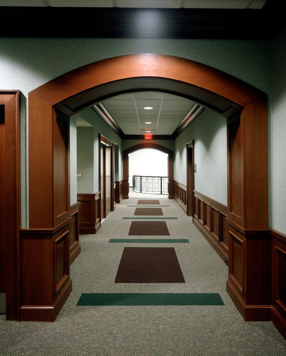 2005-022 WILL DEERFEILD Village Hall hallway deskewed.jpg