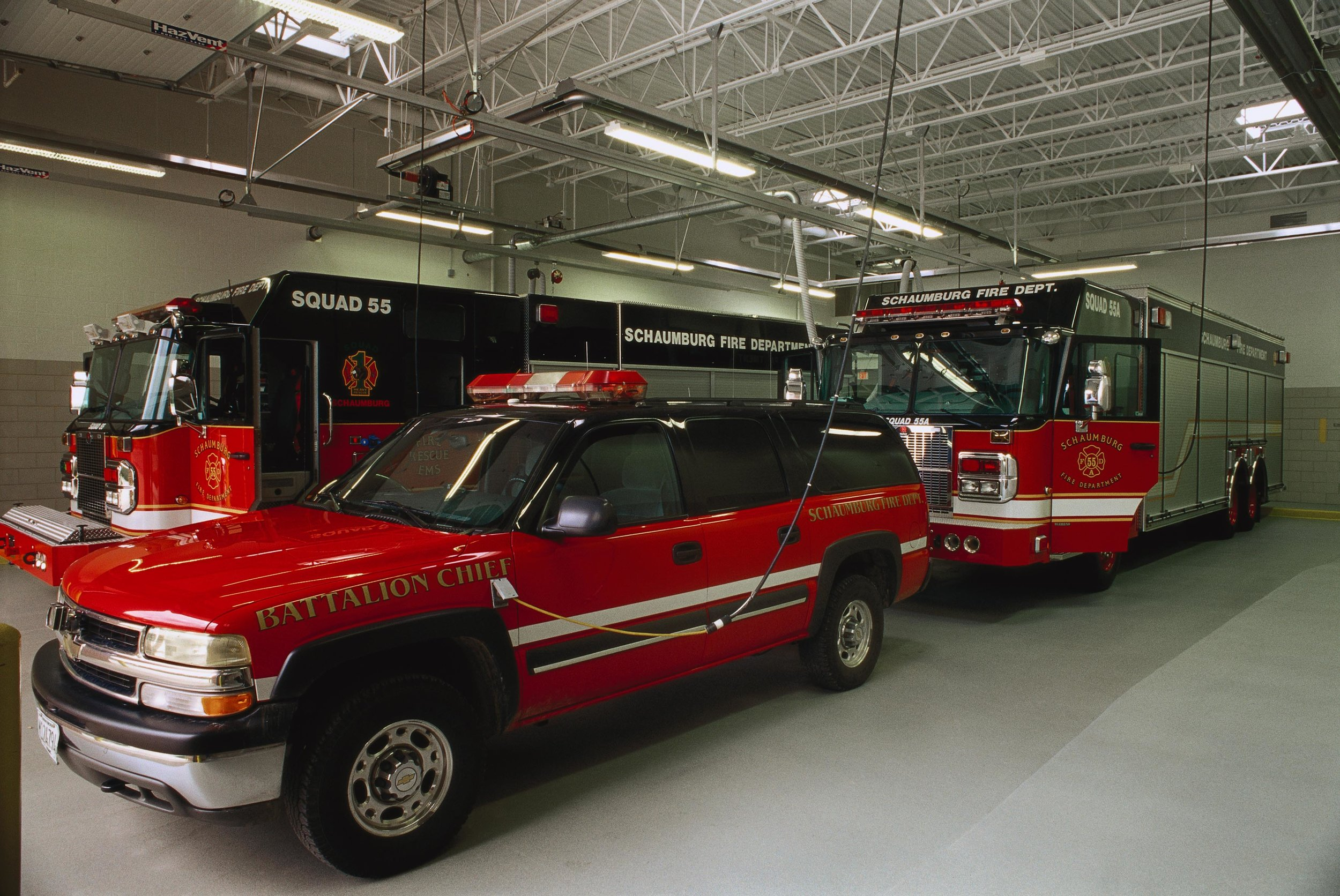 Schaumburg Fire Station #5 vehicle bay.jpg