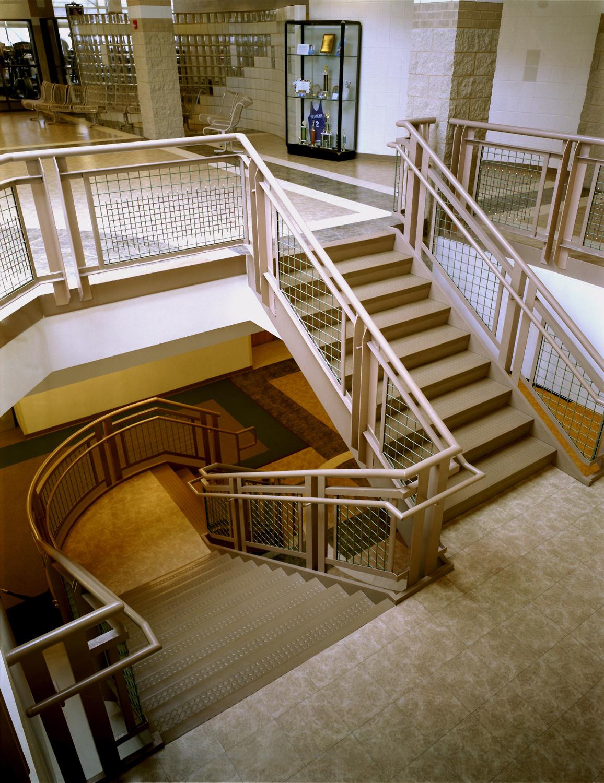 2000-046 Downers Grove Rec Center Mckendrick stairs.jpg