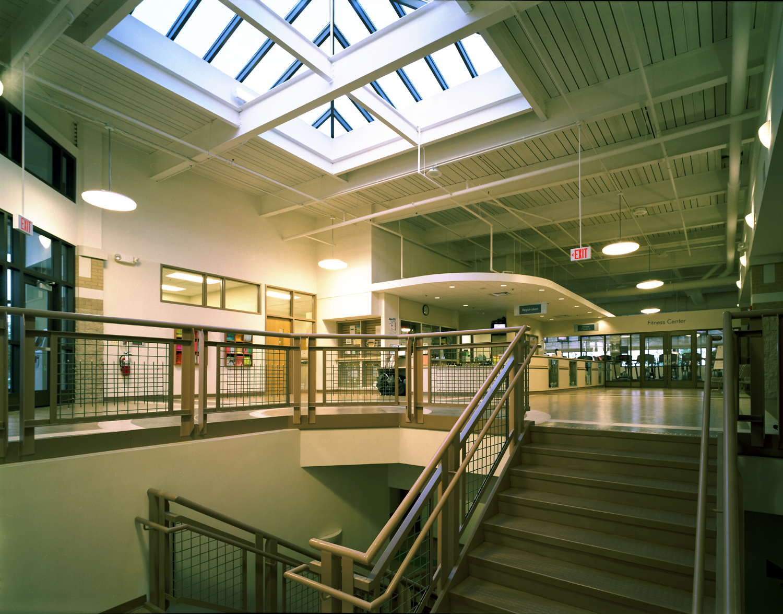 2000-046 Downers Grove Rec Center Mckendrick  stairs2.jpg