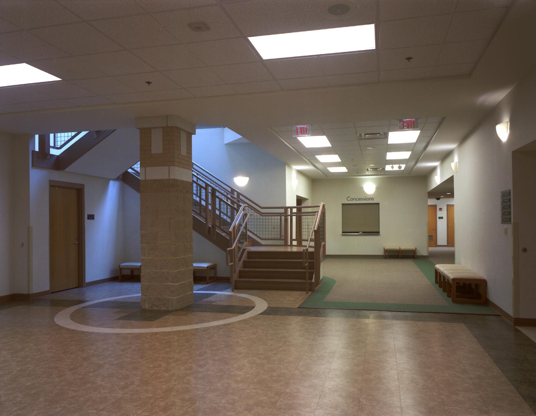 2000-046 Downers Grove Rec Center Mckendrick hallway.jpg