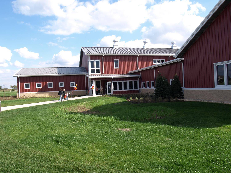 2002-049 Peck Farm ext. entrance.JPG