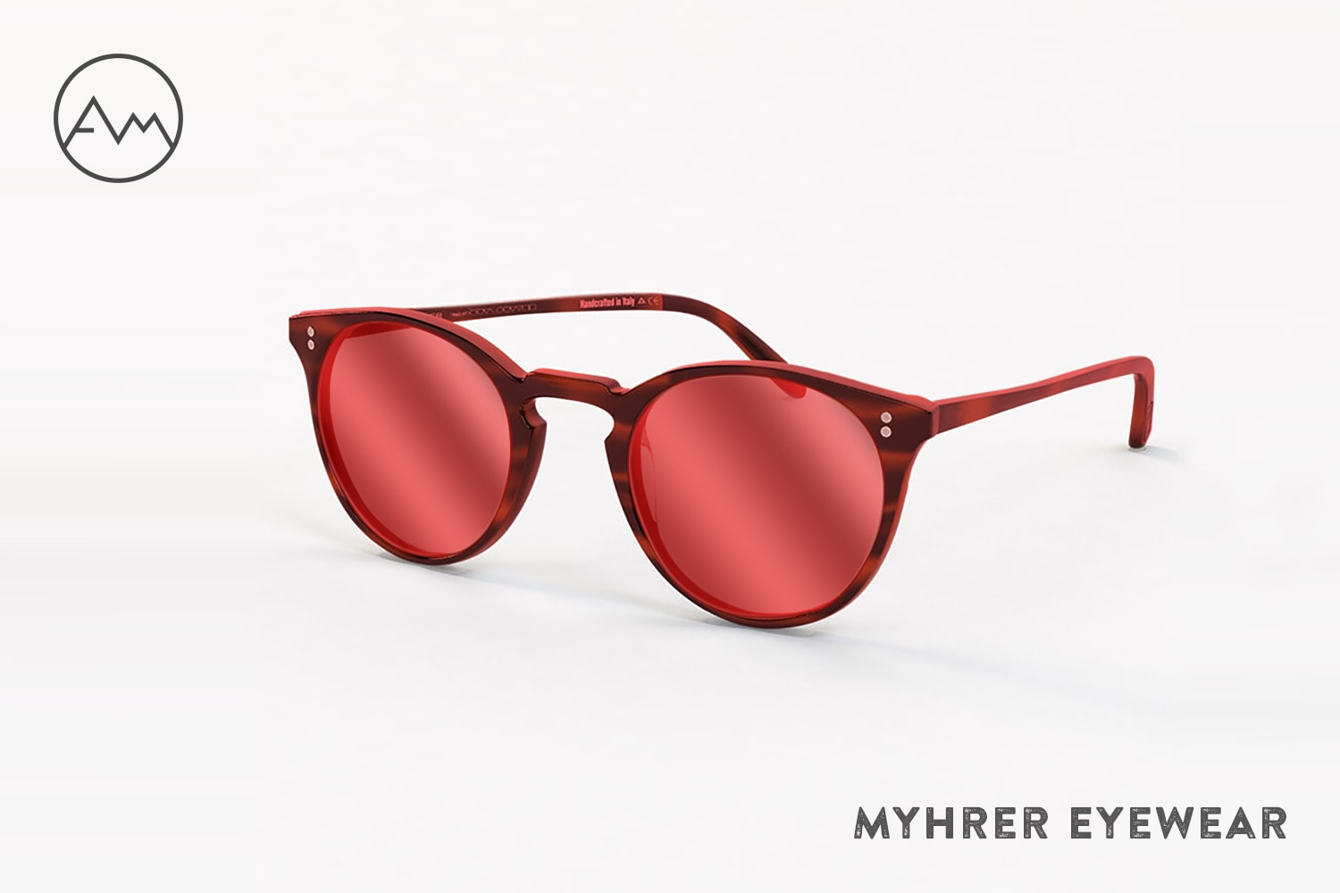 Myhrer Eyewear: Product Design - Creative Direction, Art Direction, Product Design