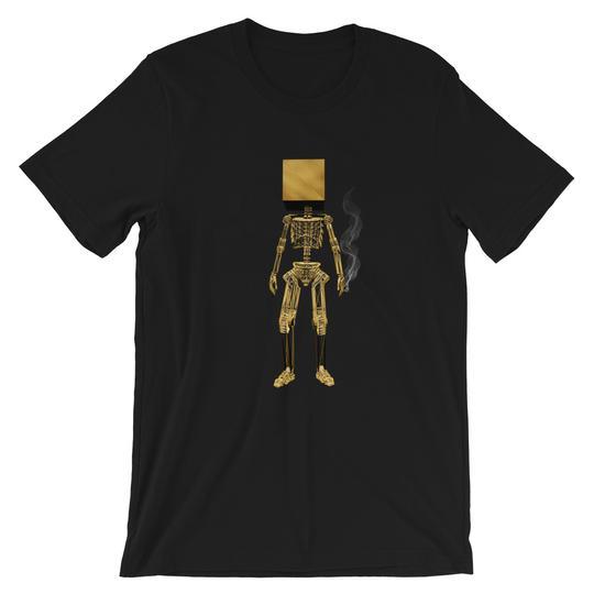 ROBOT T-SHIRT (BLACK) $30