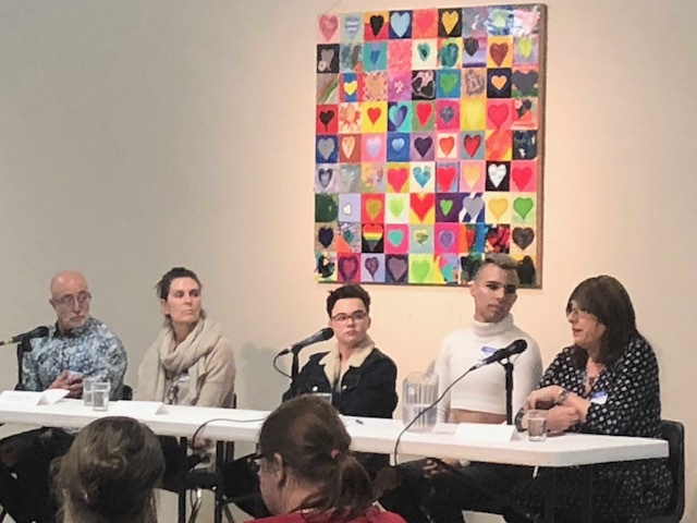 Discussion Panel at Runnymede United Church