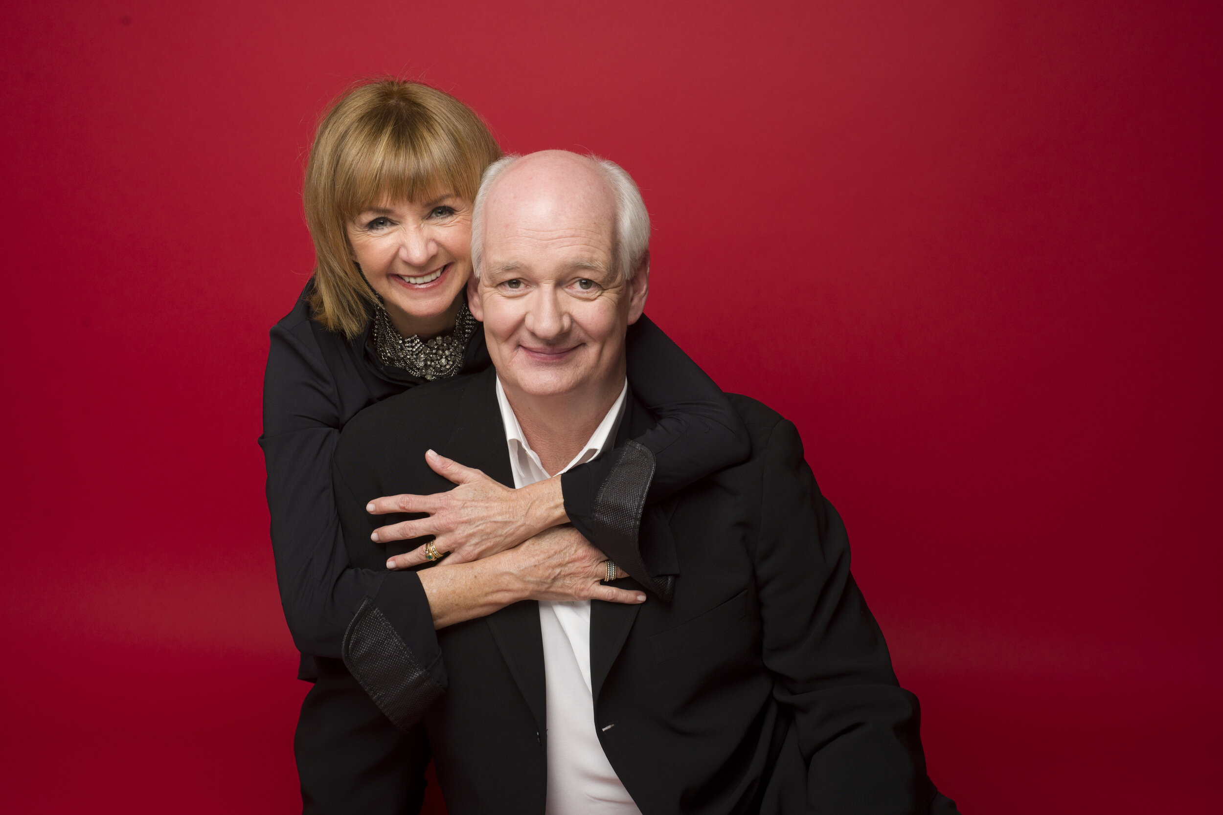 Toronto Pflag Ally Award hosts COLIN MOCHRIE and DEBRA McGRATH