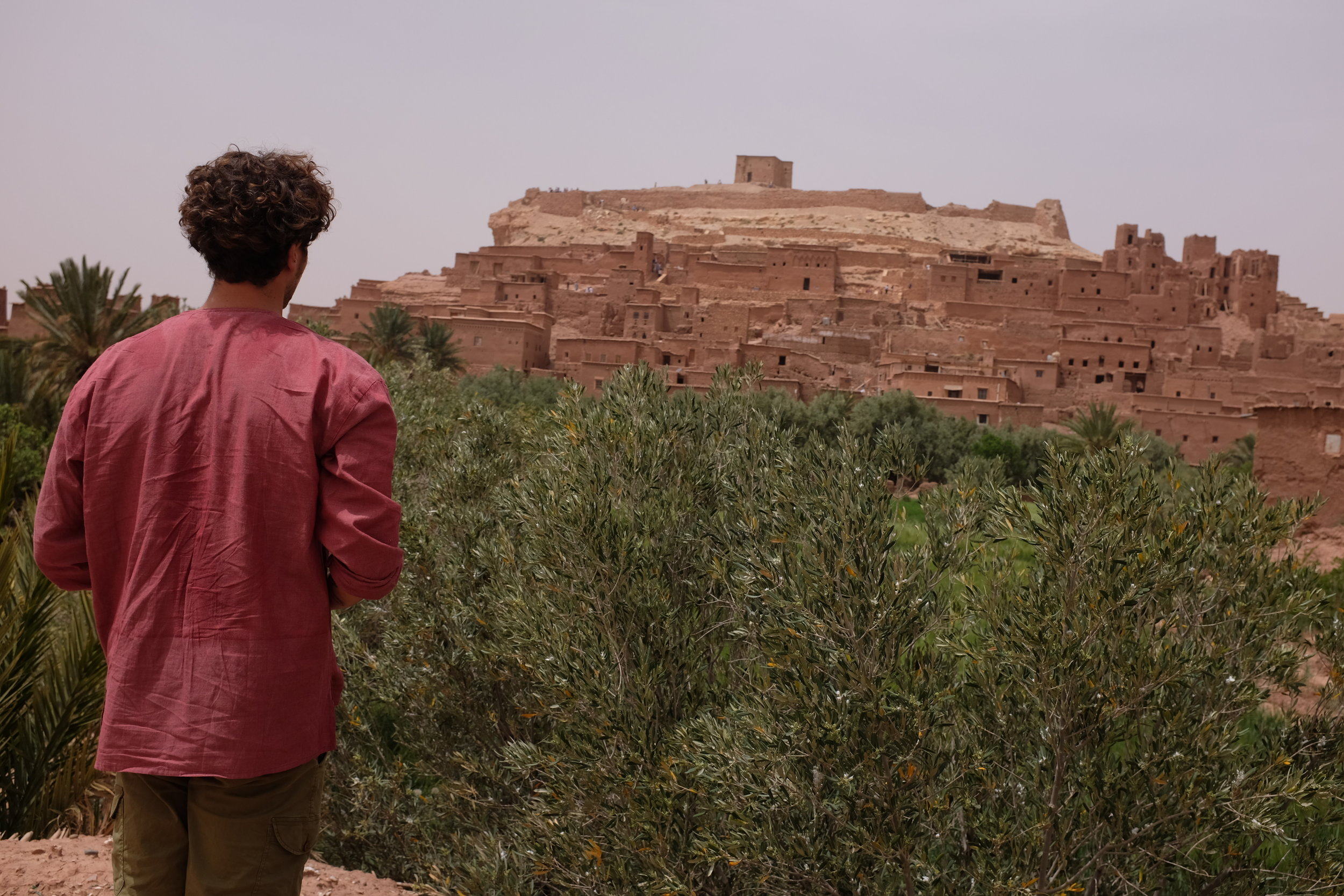 Gay travelling in Morocco