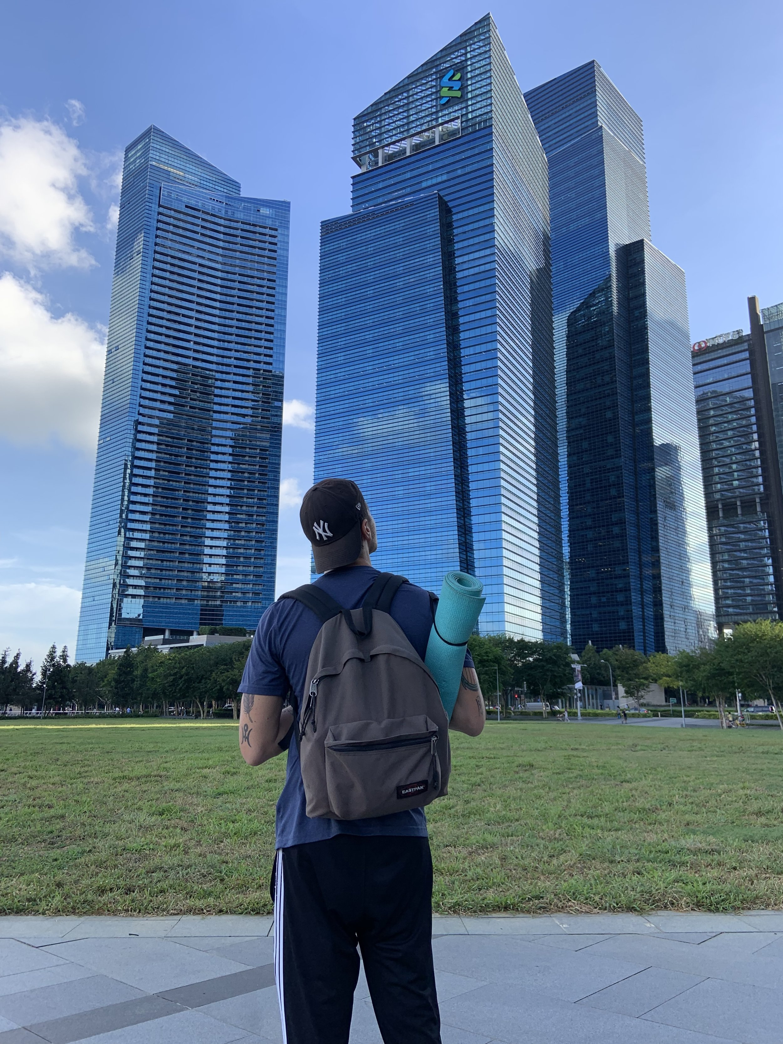 Wandering around Singapore