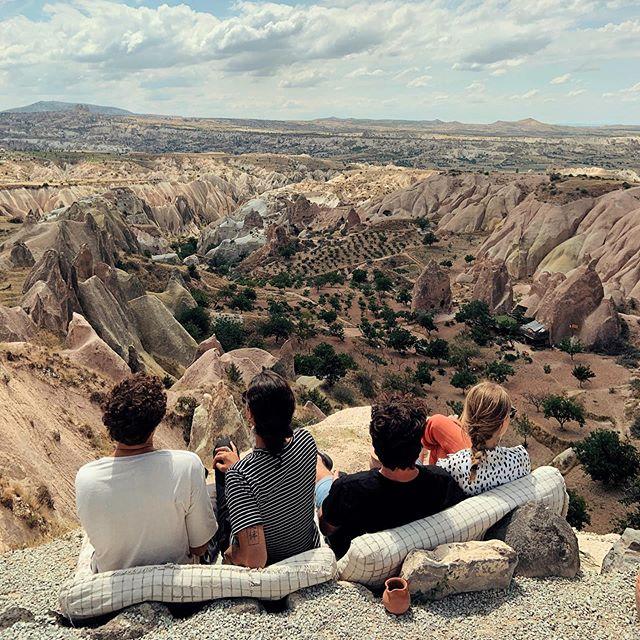 Red Rose Valley 🌹🌄 * * * * * * #edreamsworldwonders #travel_photography #traveldeeper #neverstopexoring #fujix100t #fuji #fujiclub #cappadocia #visitcappadocia  #explorecappadocia #travelsgeekclub #visitturkey #redrosevalley