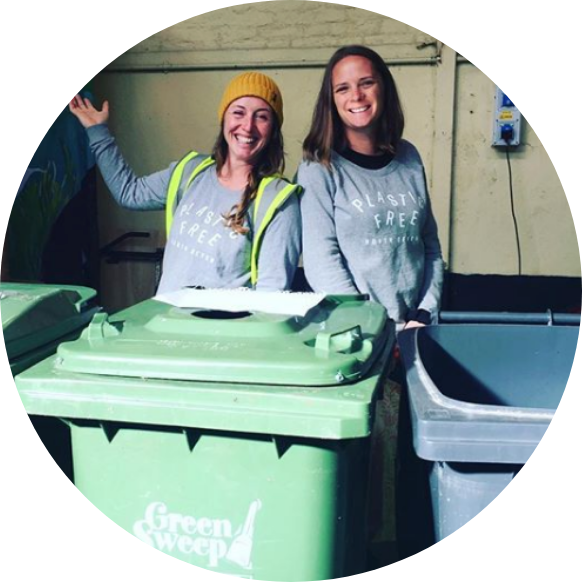 VOLUNTEER FOR PLASTIC FREE NORTH DEVON - There are lots of volunteer roles at Plastic Free North Devon. Whether you fancy helping to facilitate our snazzy Water Bar at local public events, snapping shots for our social media pages, or stewarding and sharing the plastic-free message at local events, we'd love you to join our dynamic and passionate team. All you need is time and enthusiasm!