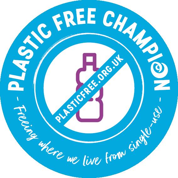 Surfers Against Sewage Plastic Free Champion