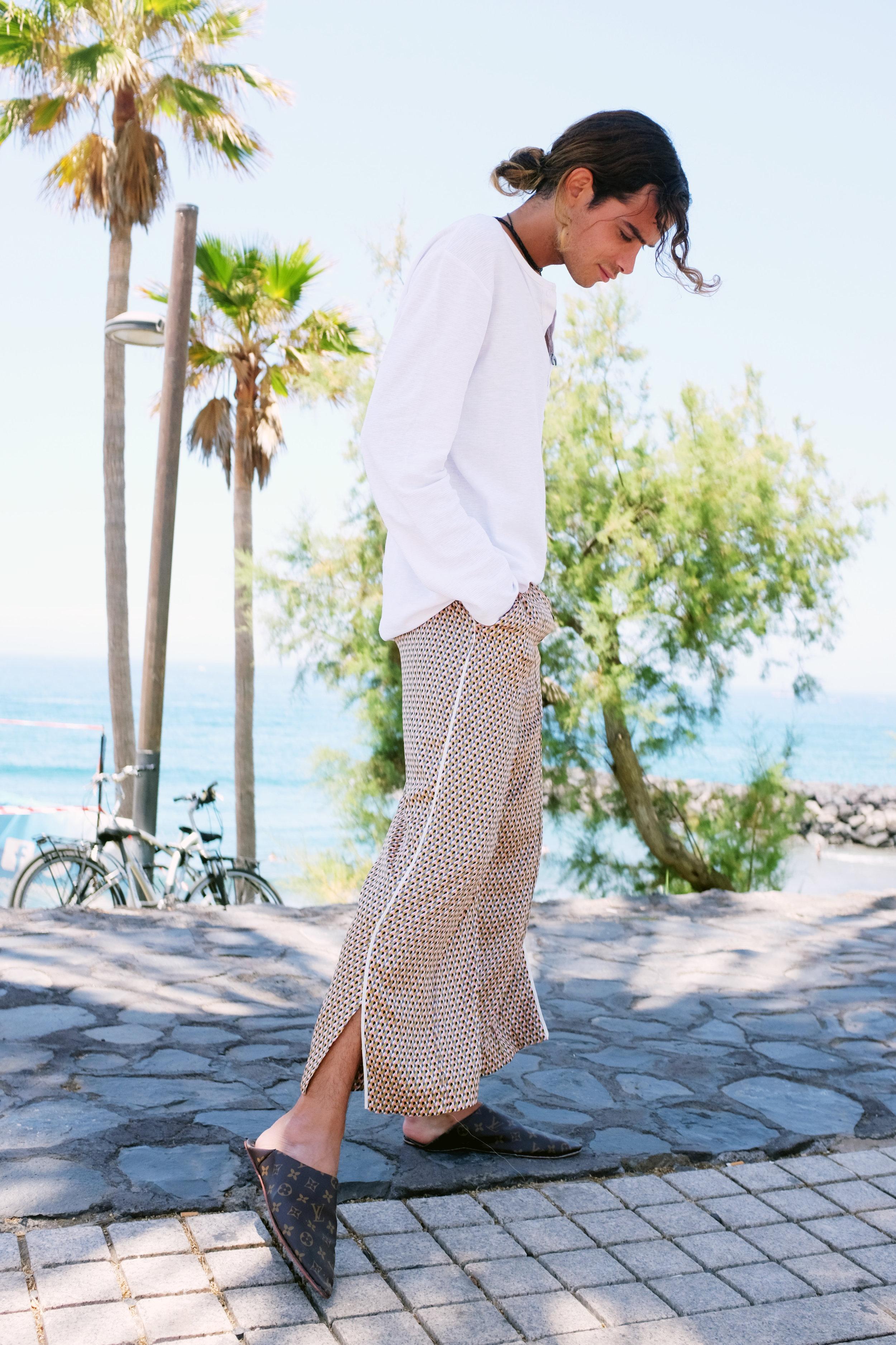 pyjamas streetwear