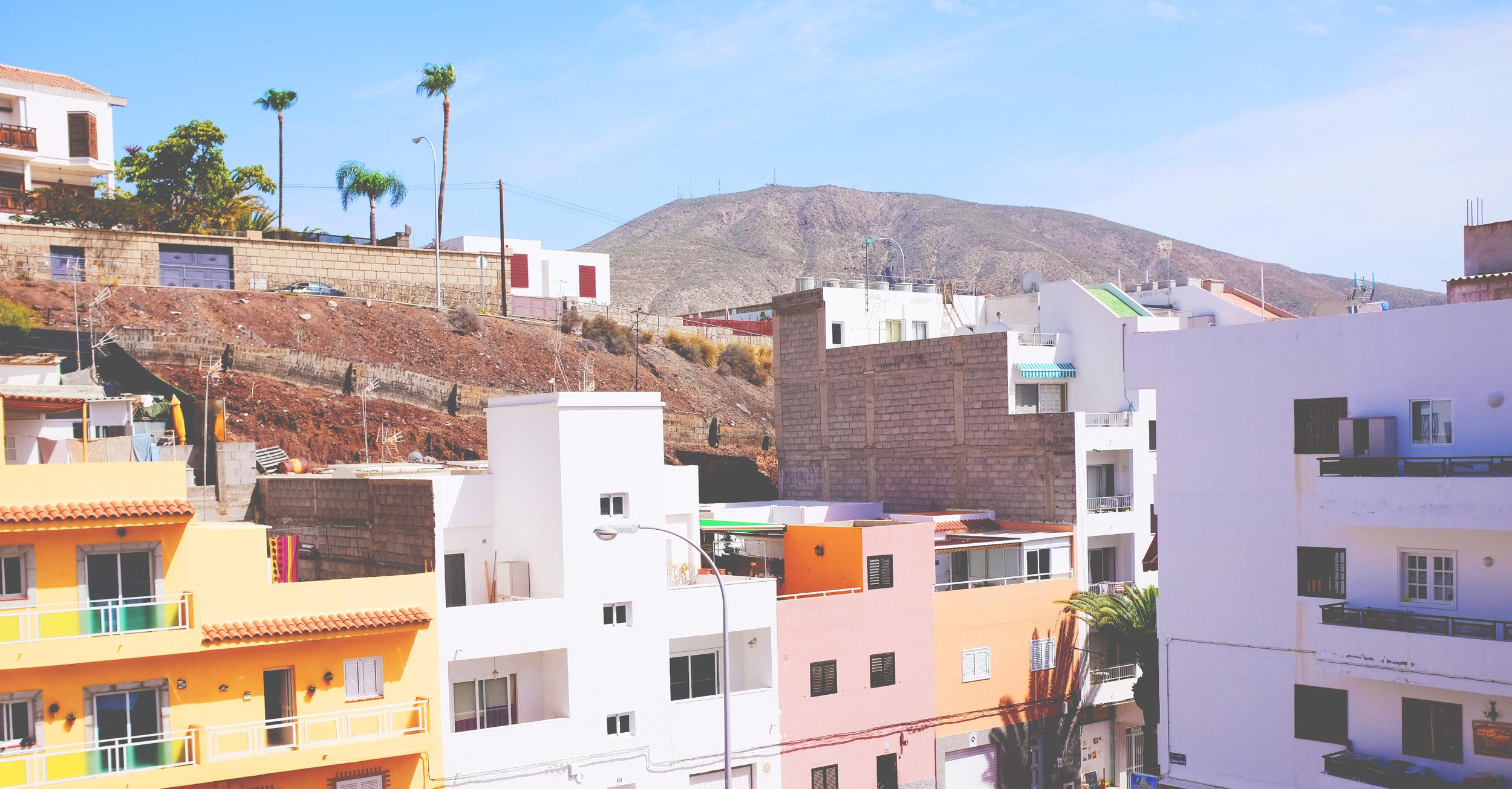 Tenerife Los Cristianos homes