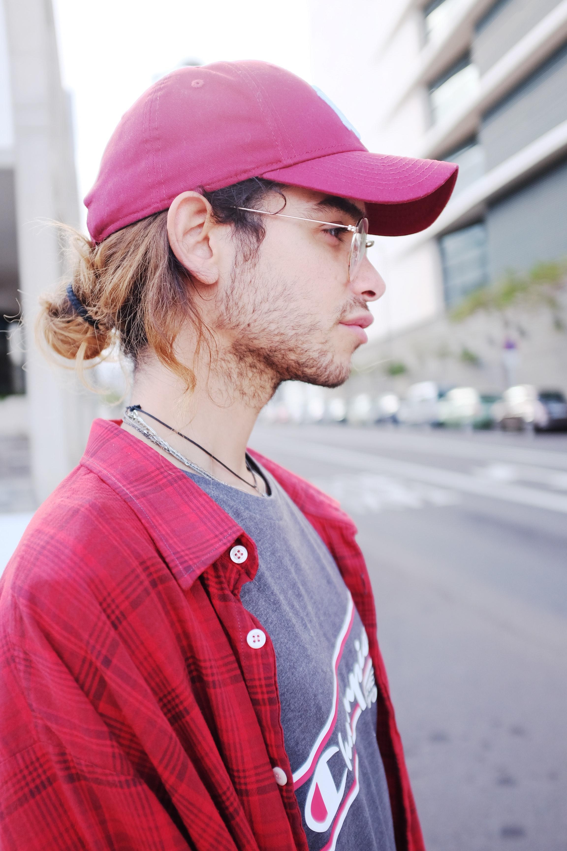 new era burgundy cap