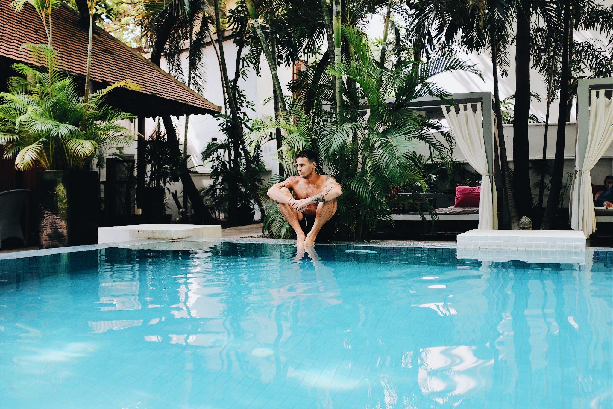 Blue Lime hotel Pool