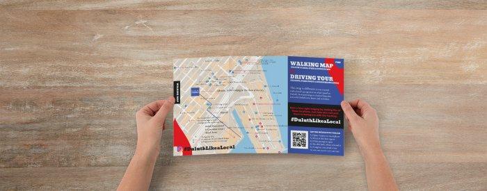- DULUTH WALKING MAP