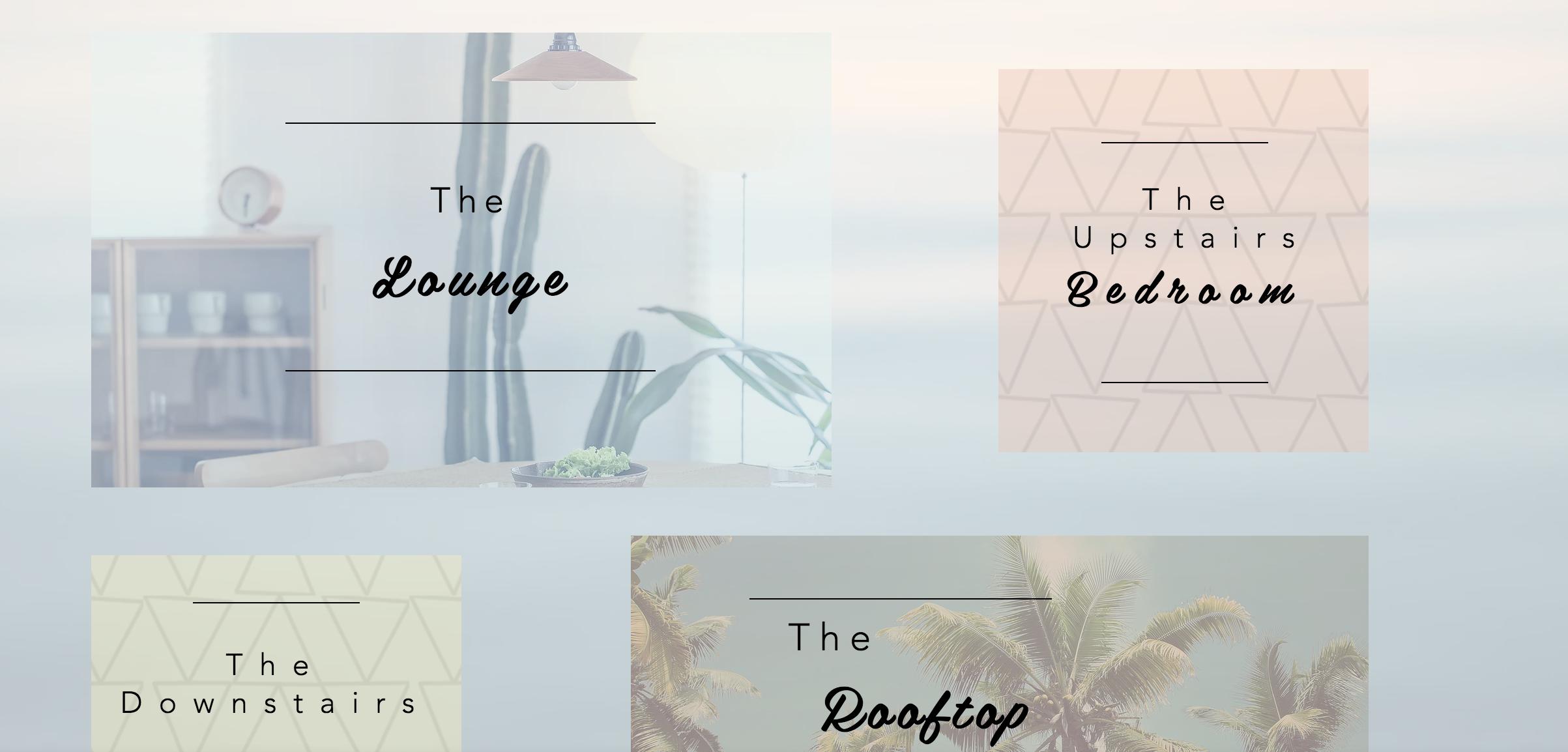 CASA SAN PEDRITO - Website Design