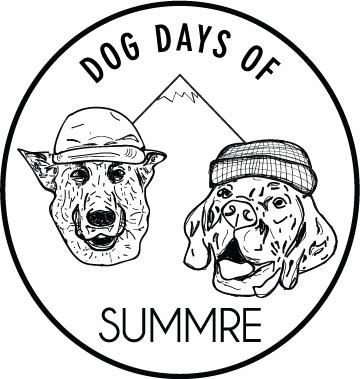 DOG DAYS OF SUMMRE - Website and Logo Design