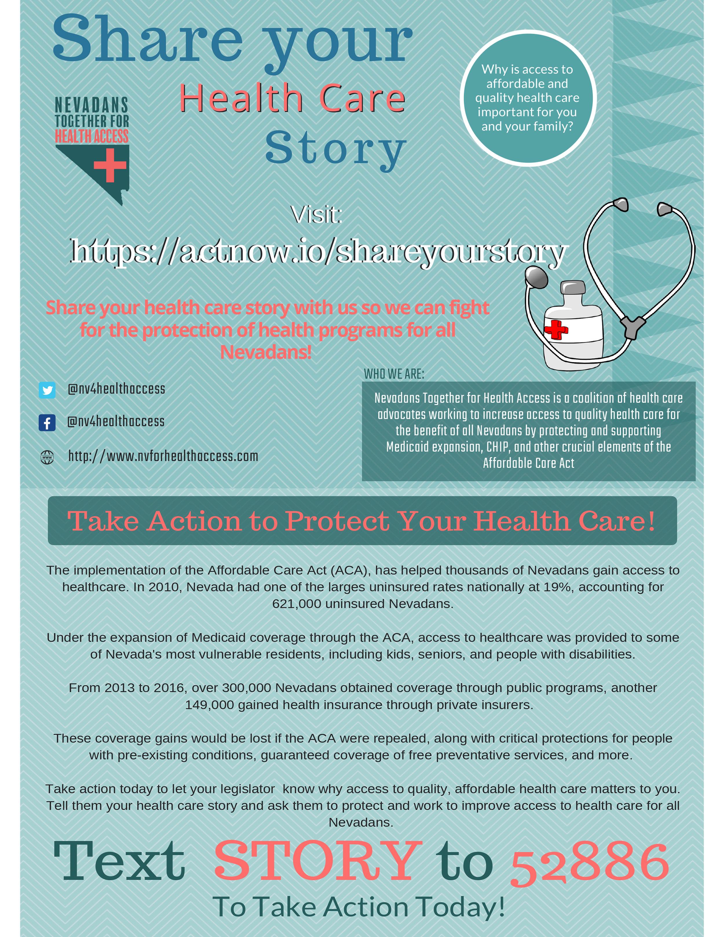 Children's Advocacy Alliance Flyer