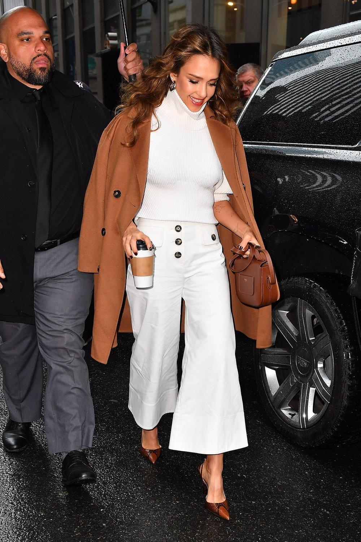 jessica-alba-self-portriat-white-trousers