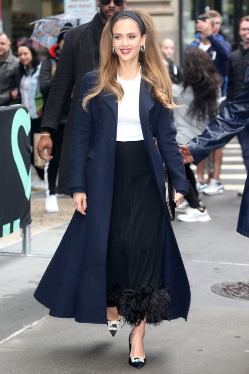Jessica Alba Los Angeles - May 14, 2019