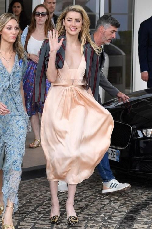 Amber Heard Cannes-rochas-odium-dress