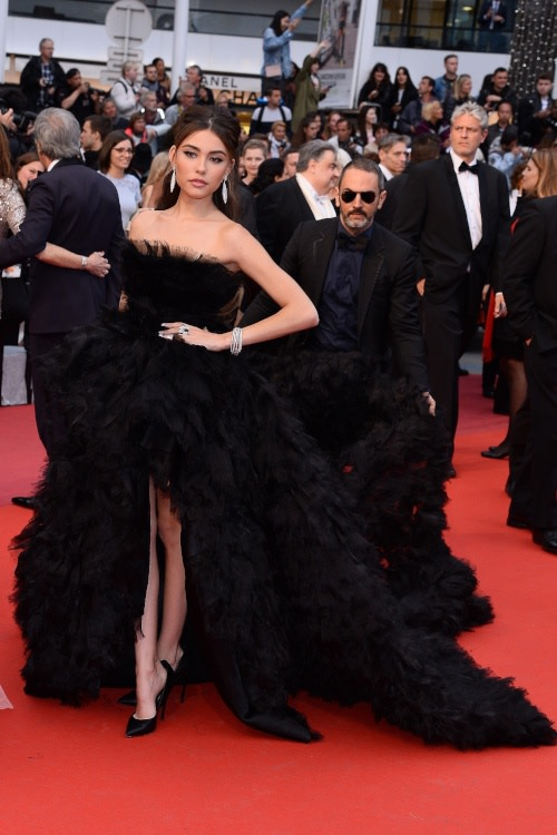 Madison Beer Cannes Film Festival-Georges-Hobeika-dress