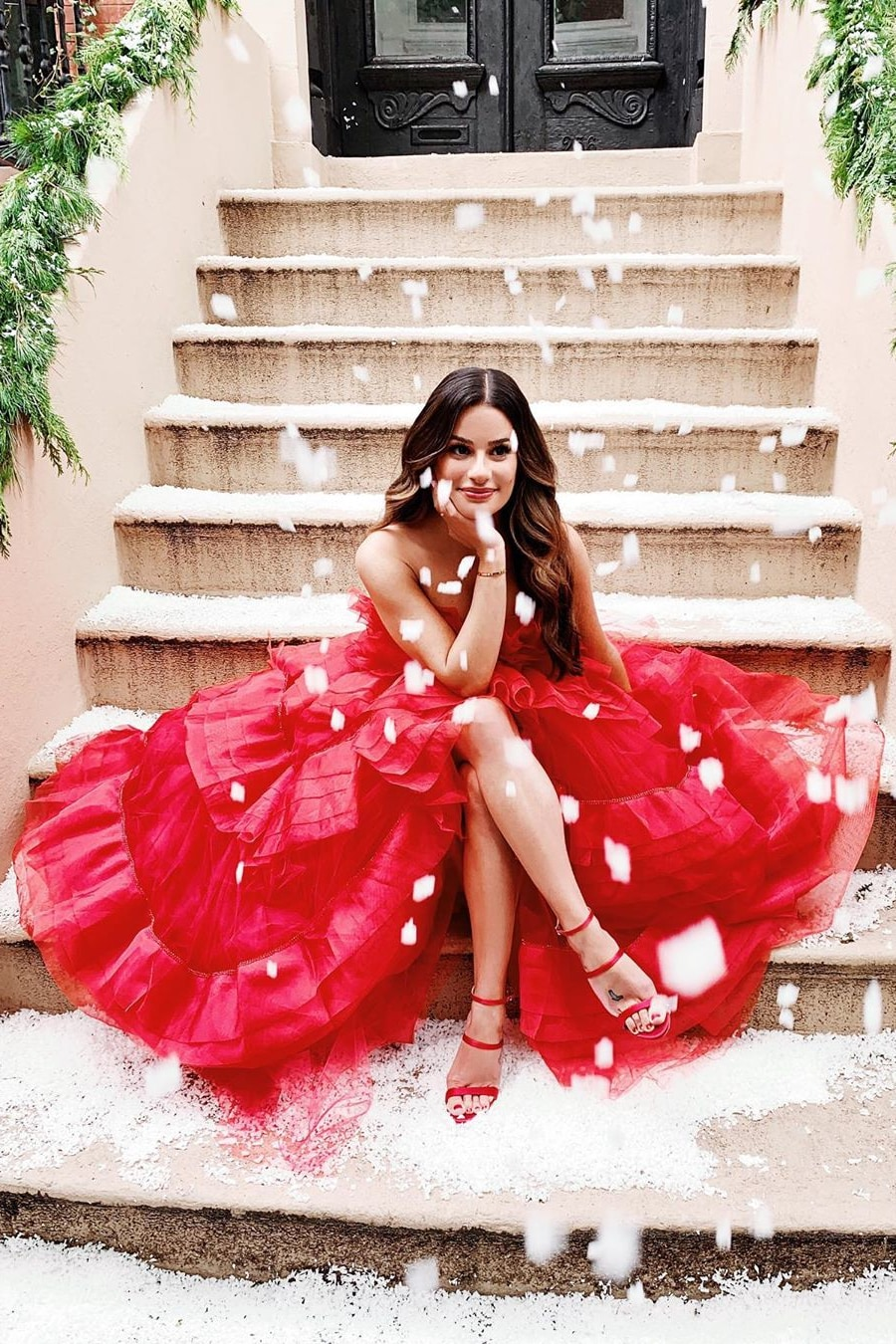 lea-michele-monique-red-dress-red-sandals.jpg