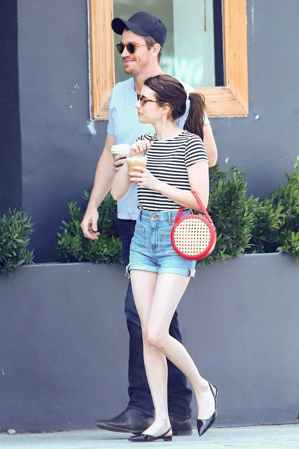 emma-roberts-lagence-striped-tee-out-for-coffee.jpg