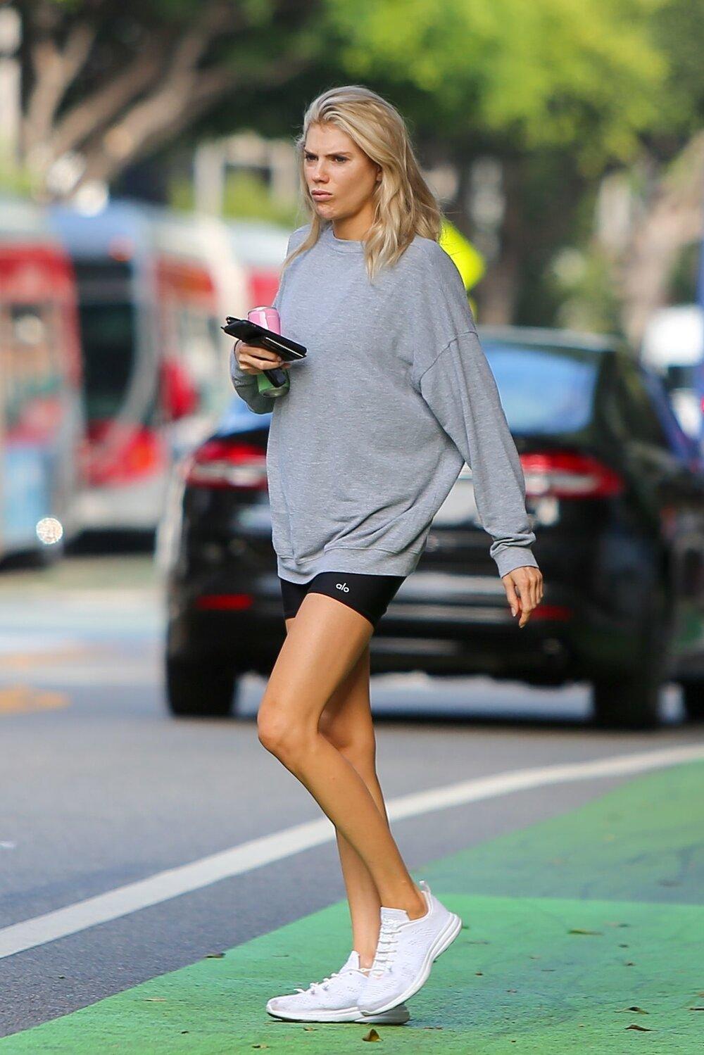 charlotte-mckinney-black-alo-shorts.jpg