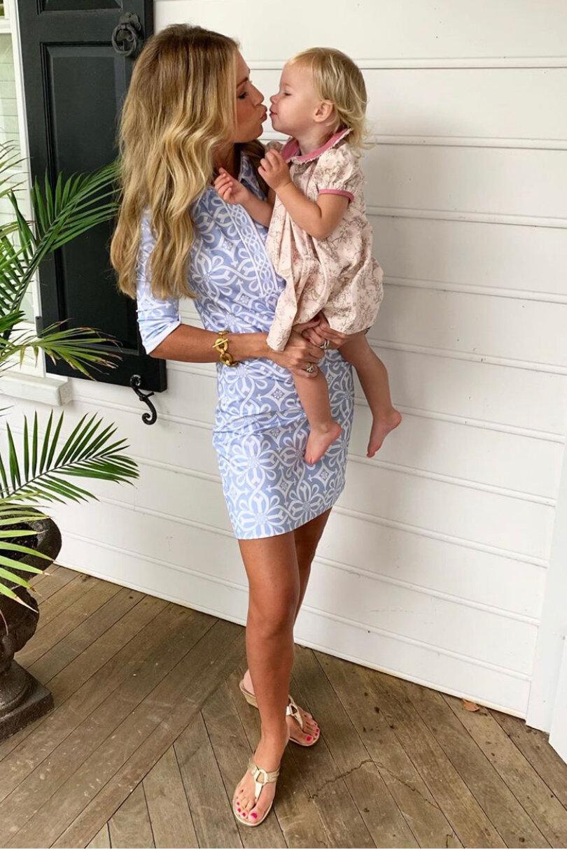 cameran-eubanks-blue-tunic-dress-instagram.jpg
