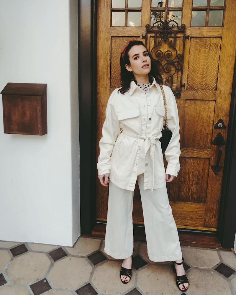 emma-roberts-h&m-white-denim-tie-shirt.jpg