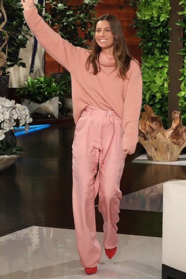 jessica-biel-the-ellen-degeneres-show-sally-lapointe-sweater.jpg