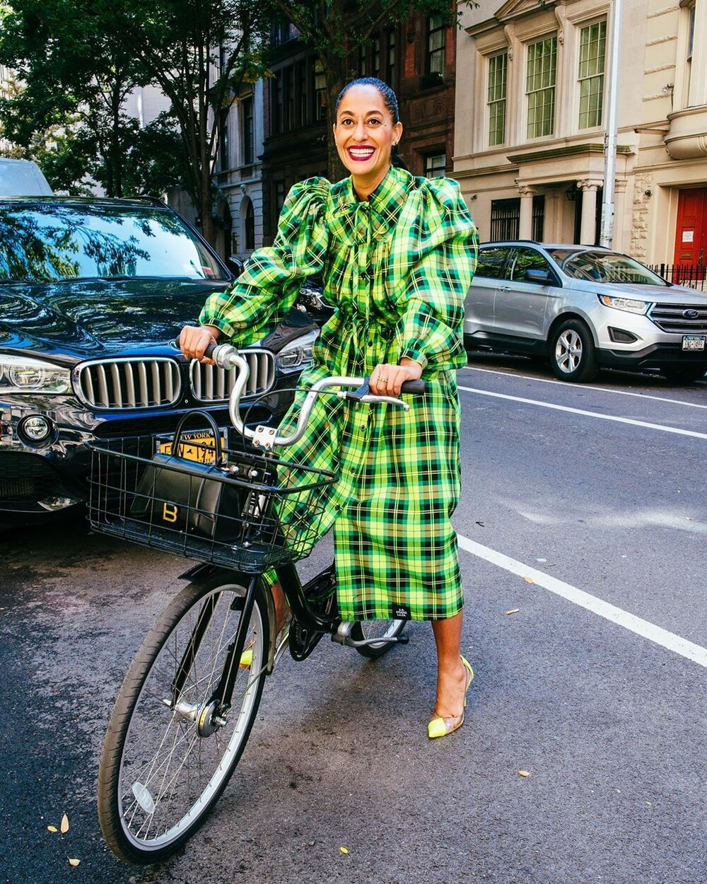 tracee-ellis-ross-green-plaid-dress.jpg