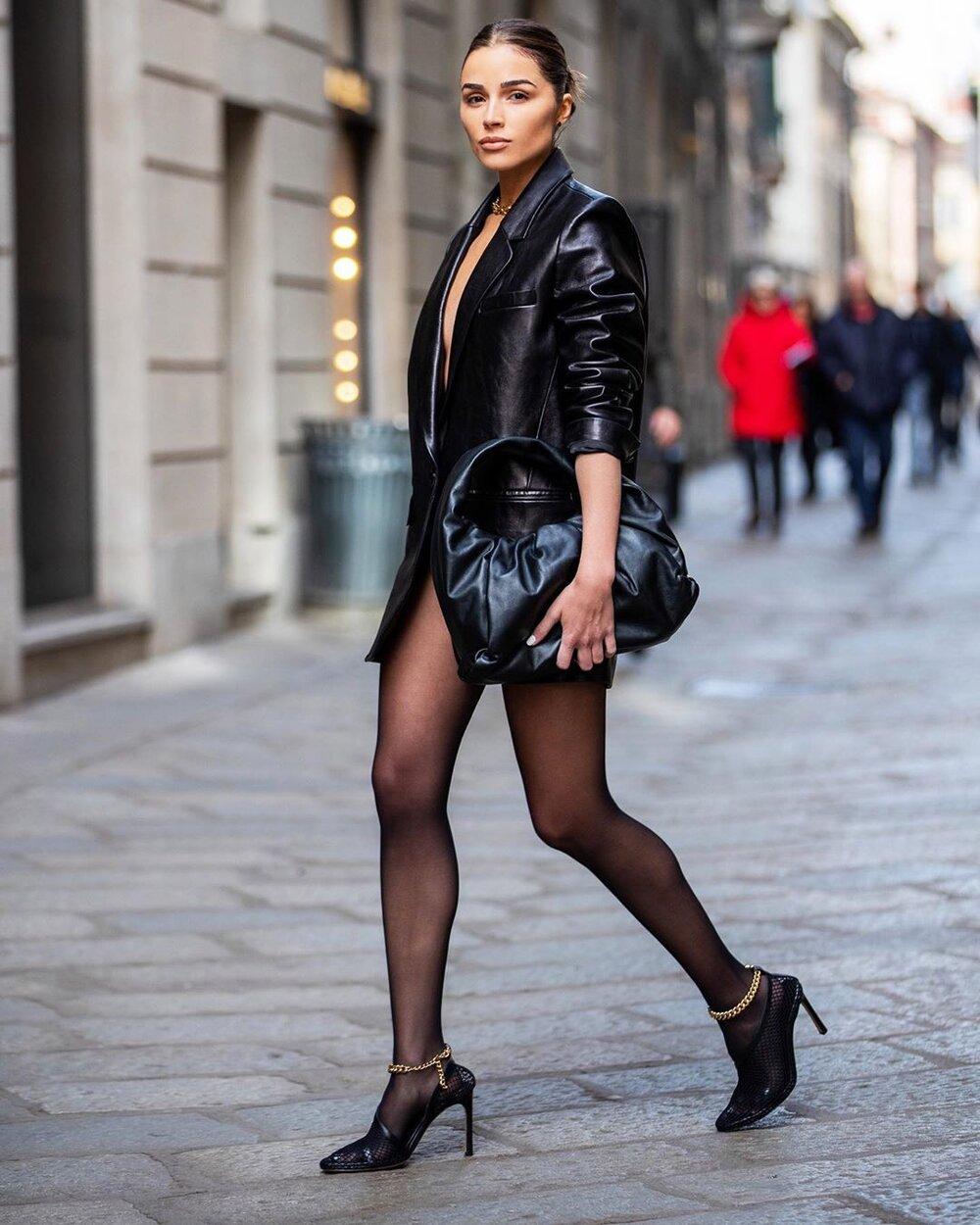 olivia-culpo-black-leather-blazer-magda-butrym.jpg