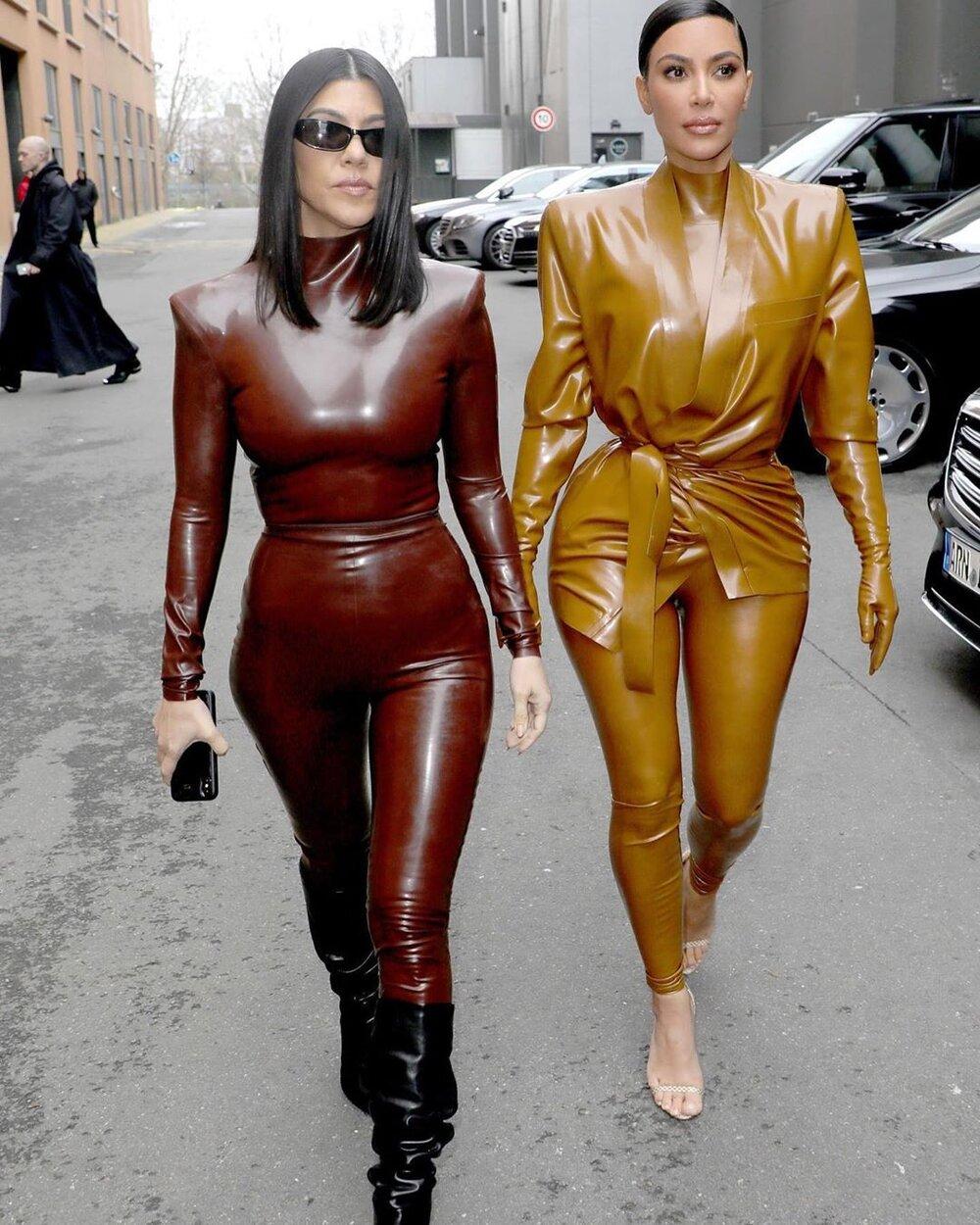 kourtney-kardashian-bottega-veneta-brown-leather-top.jpg