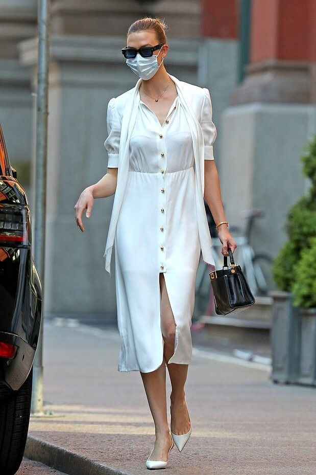 karlie-kloss-white-button-down-midi-dress.jpg
