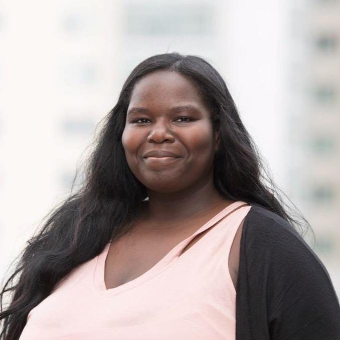 Andrea Chery  Senior Survivor Mentor
