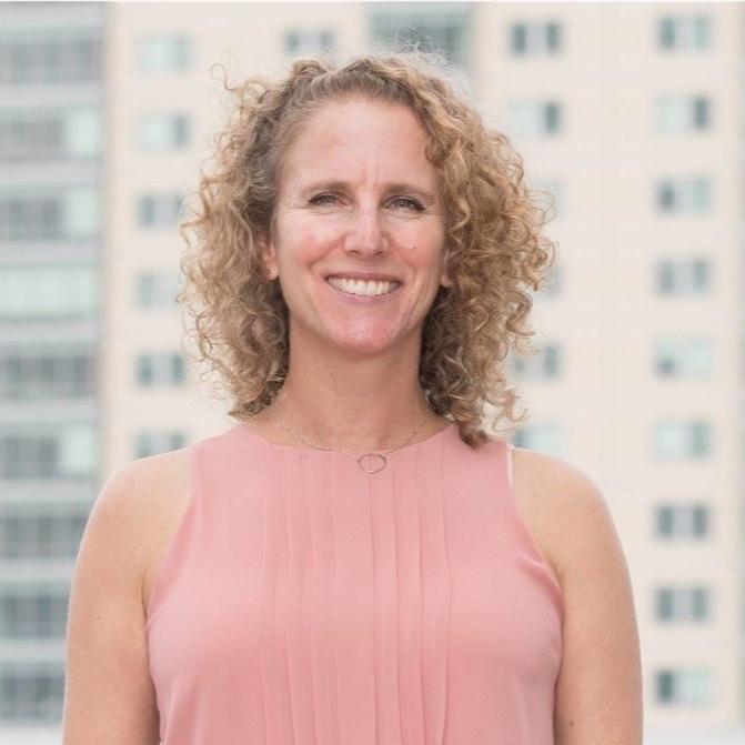 Lisa Goldblatt Grace, LICSW, MPH  Co-Founder & Executive Director