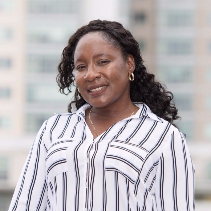 Tonya Morris  Senior Survivor Mentor