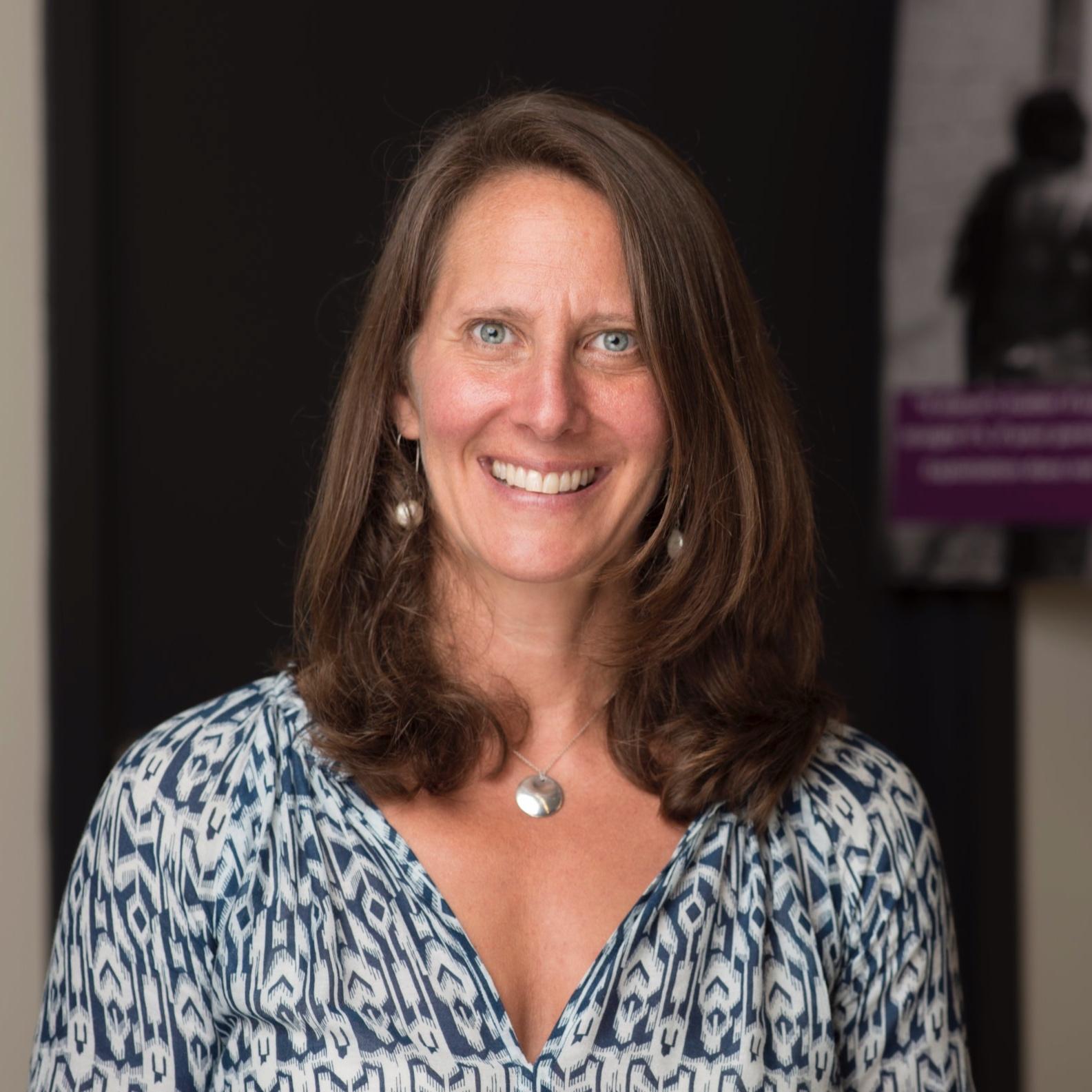 Evonne Meranus  Project Coordinator of Massachusetts Child Welfare Trafficking Grant