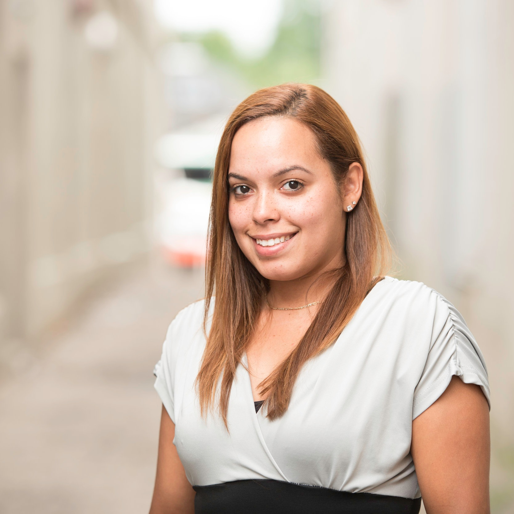 Katherine Santiago   Survivor Mentor
