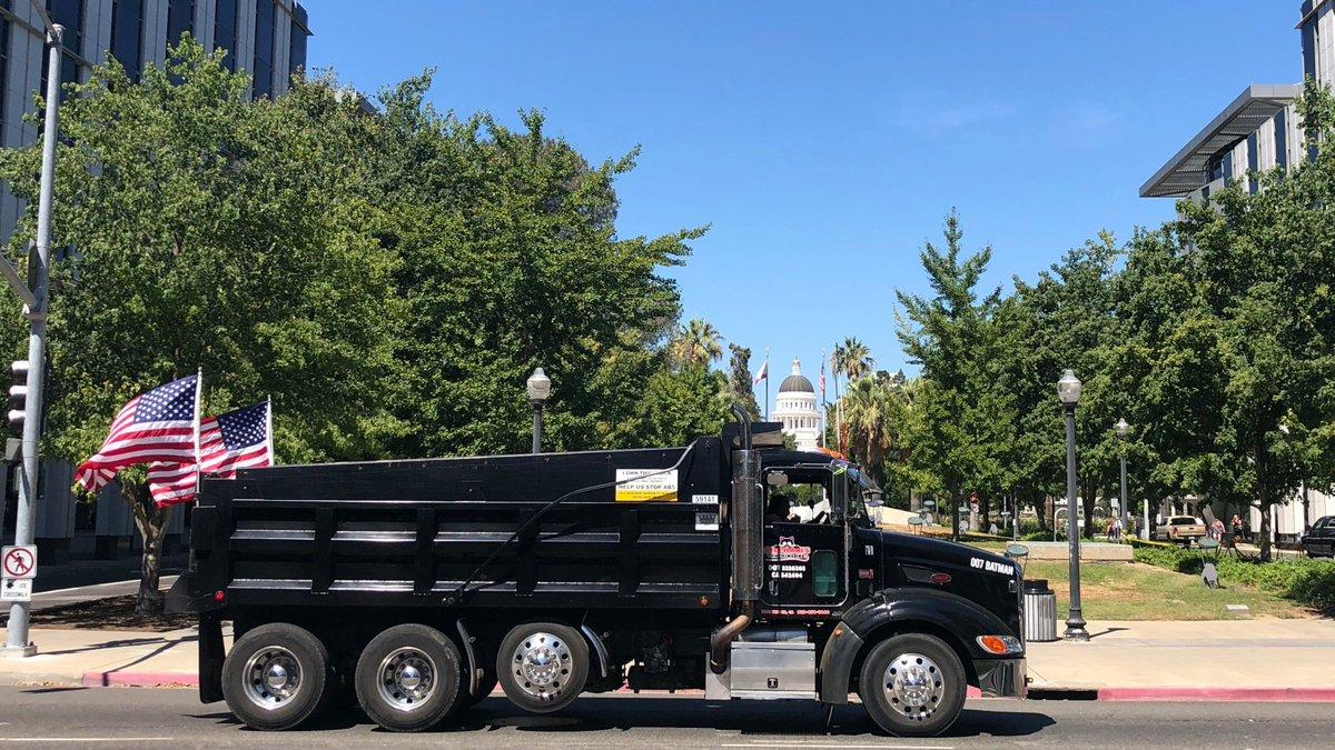 CA Truckers Guild