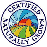 Our farm is proud to be Certified Naturally Grown!