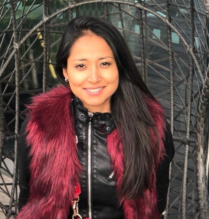 Karla Plancarte - Países Bajos