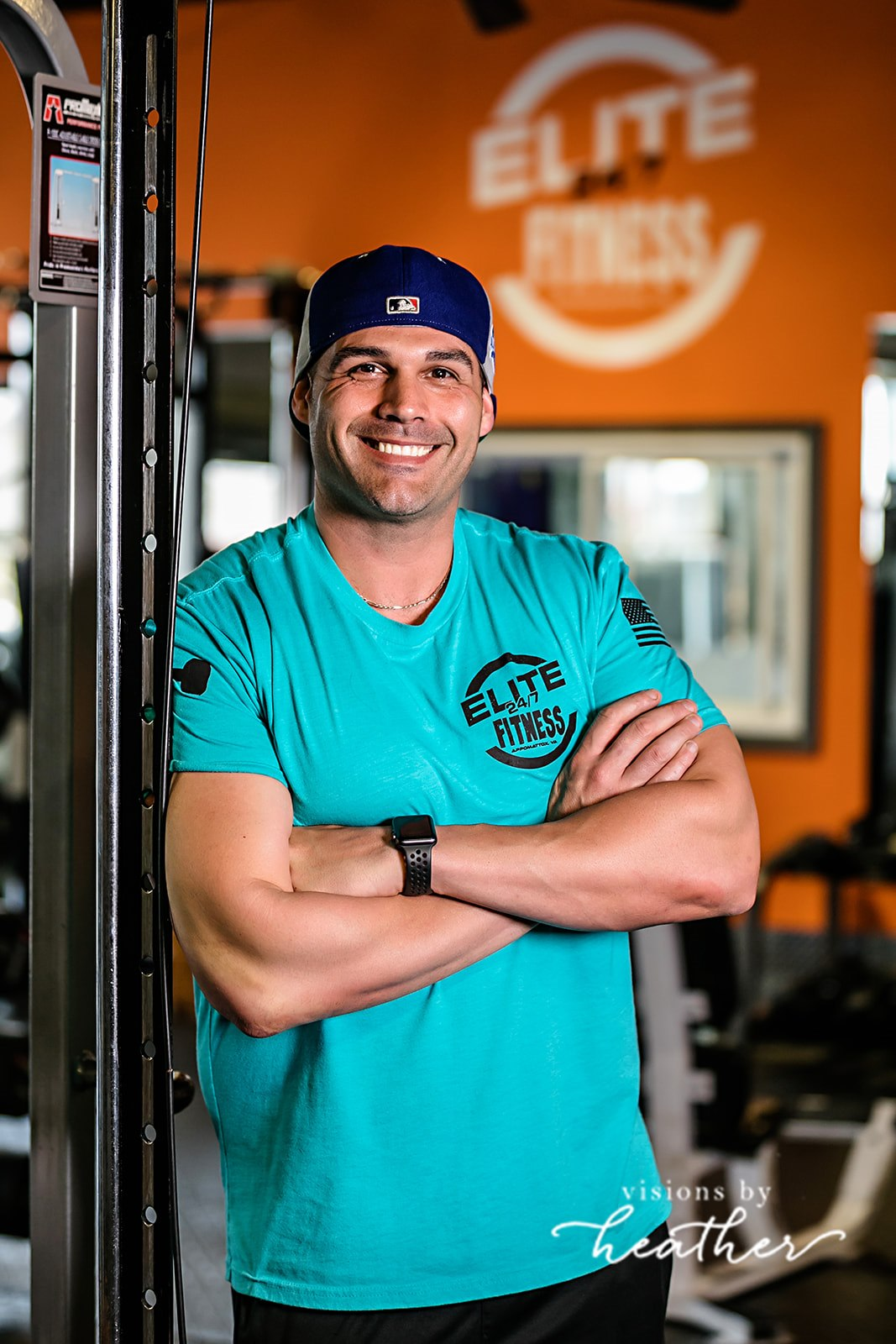 Kevin Pierce | Personal Trainer